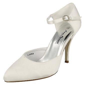 Kära Anne Michelle hög Heeled bröllop sko L2993