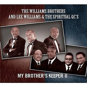 Williams Brothers - My Brother's Keeper II [CD] USA import