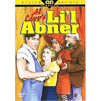 Li ' l Abner [DVD] USA import