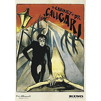 Cabinet of Dr. Caligari [DVD] USA import