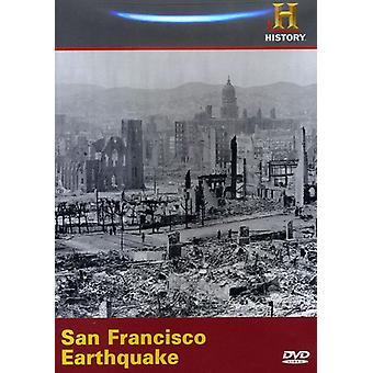 Importación de USA del terremoto de San Francisco [DVD]