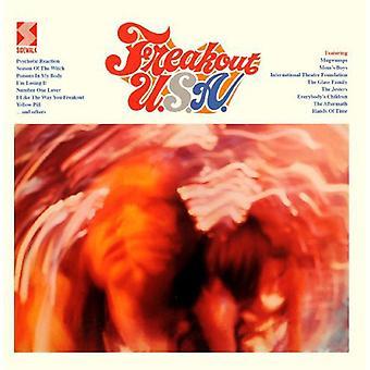 Freakout U.S.a. - Freakout U.S.a. [Original Motion Picture Soundtrack] [CD] USA import