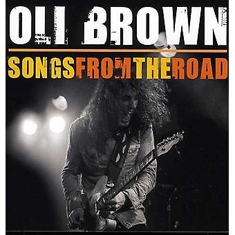 Oli Brown - Songs From the Road [CD] USA import