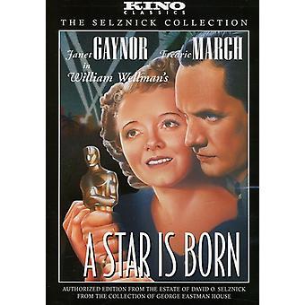 Star Is Born (1937) [DVD] USA import
