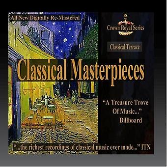 Various Artist - Classical Terrace - Classical Masterpieces [CD] USA import
