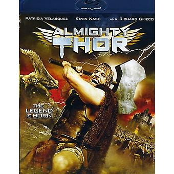 Almighty Thor (2011) [Blu-ray] USA import