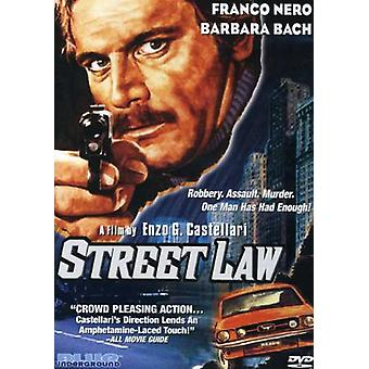 Street Law [DVD] USA import