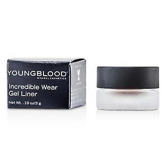 Youngblood Incredible Wear Gel Liner - # Sienna - 3g/0.1oz