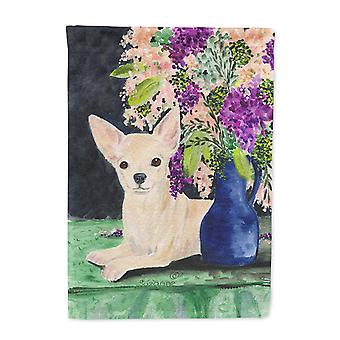 Carolines Treasures  SS8289-FLAG-PARENT Chihuahua Flag
