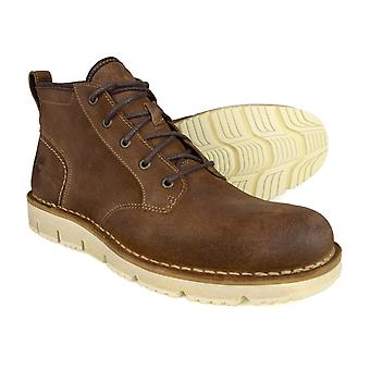 Stivali Timberland Westmore marrone cuoio Chukka A19H3