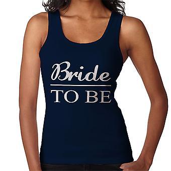 Bride To Be Women's Vest
