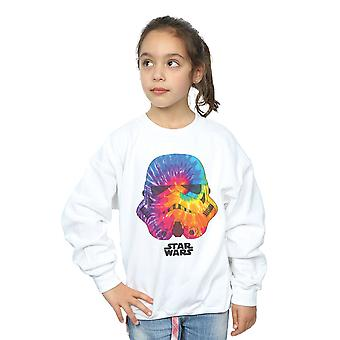 Star Wars Girls Stormtrooper Saturn Helm Sweatshirt