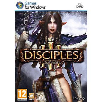 Disciples III Renaissance (PC DVD) - Neu