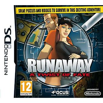 Runaway  A Twist of Fate (Nintendo DS) - As New