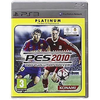 Pro Evolution Soccer 2010-Platinum Edition (PS3)-ny