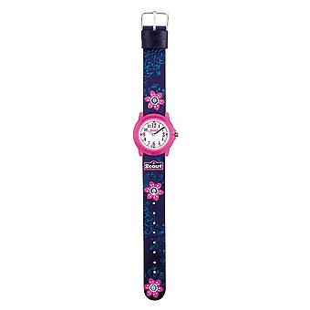 Scout montre enfant apprentissage Crystal - fille fleuri 280305028