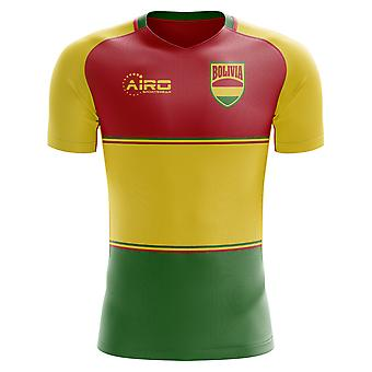 2020-2021 Bolivia Home Concept Football Shirt (Kids)