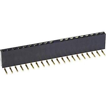 ECON połączyć pojemników (standard) nr. wierszy: 1 szpilki na wiersz: 4 BL4/1W8 1 szt.