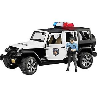 Brother Jeep Wrangler Unlimited Rubicon Police vehicle with policeman and facilities