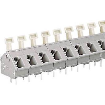 WAGO 256-502 Zacisk sprężynowy 2,50 mm² Liczba pinów 2 Szare 1 szt.