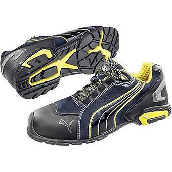 Protective footwear S1P Size: 40 Black, Blue, Yellow PUMA Safety Metro Protect 642730 1 pair