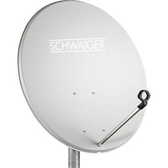 Schwaiger SPI440.0 Satellite Dish, , Light grey