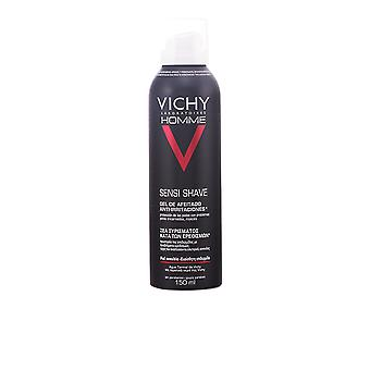 Vichy Vichy Homme Gel De Rasage Anti-irritations 150 Ml For Men