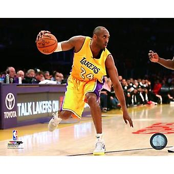 Kobe Bryant 2014-15 Action Sports Photo (10 x 8)