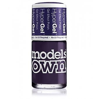 Models Own Hyper Gel Pitch Purple 14ml