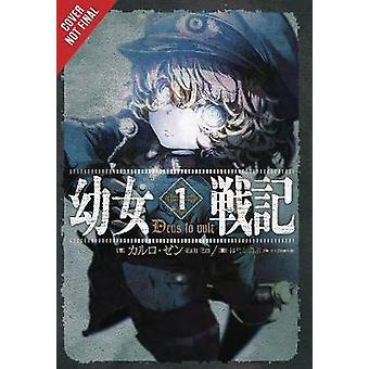 La Saga di Tanya il male - Vol. 1 (Light Novel) di Carlo Zen - 9780