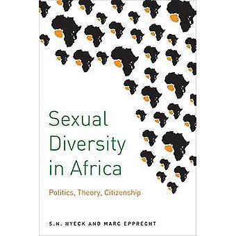 Sexuell mångfald i Afrika - politik - teori- och medborgarskap av S.