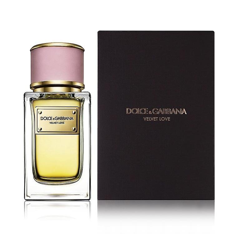 Dolce & Gabbana Velvet Love Eau de Parfum 150ml EDP Spray