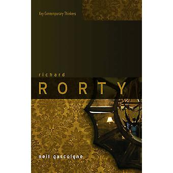 Richard Rorty by Neil Gascoigne - 9780745633411 Book