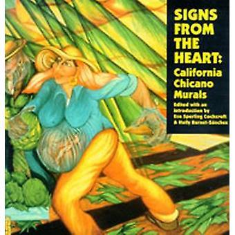Tegn fra hjertet - California Chicano veggmalerier av Eva Sperling Cockc