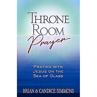 Troon kamer gebed: Bidden met Jezus op de zee van glas (passie vertaling)