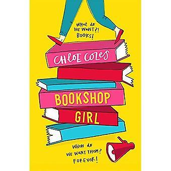 Boekhandel meisje