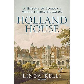 Holland House: Une histoire de la plupart de Londres célèbre Salon