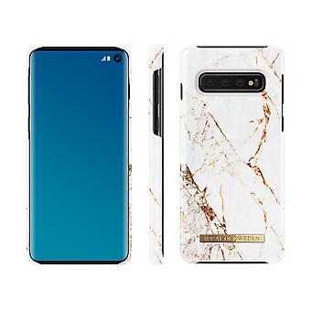 iDeal af Sverige Samsung Galaxy S10-Carrara Gold