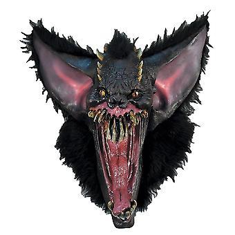 Masque horrible chauve-souris pour Halloween