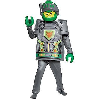Аарон костюм для детей от рыцарей Nexo