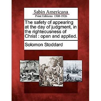 فتح سلامة الظهور في يوم القيامة ببر المسيح وتطبيقها. قبل ستودارد & سليمان