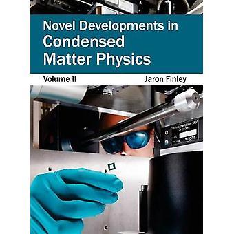 Nieuwe ontwikkelingen in gecondenseerde materie fysica Volume II door Finley & Jaron