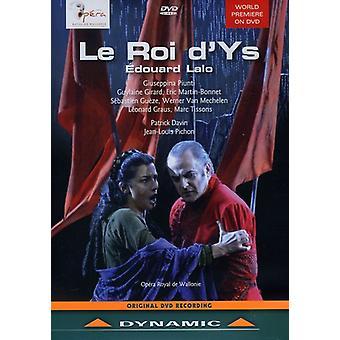 E. Lalo - Le Roi D'Ys-Comp Opera [DVD] USA import
