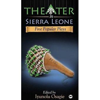 Theater in Sierra Leone - Five Popular Plays - 9781592216833 Book