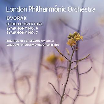 Dvorak / London Philharmonic Orchestra - Dvorak: Othello Ouvertüre & Sinfonien [CD] USA Import
