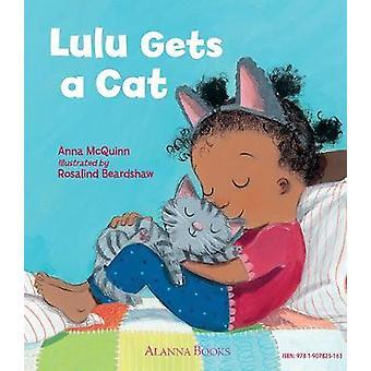Lulu Gets a Cat by Anna McQuinn - 9781907825163 Book