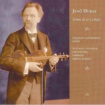 Jeno Hubay - Jen  Hubay: Sc Nes De La Cs Rda [CD] USA import