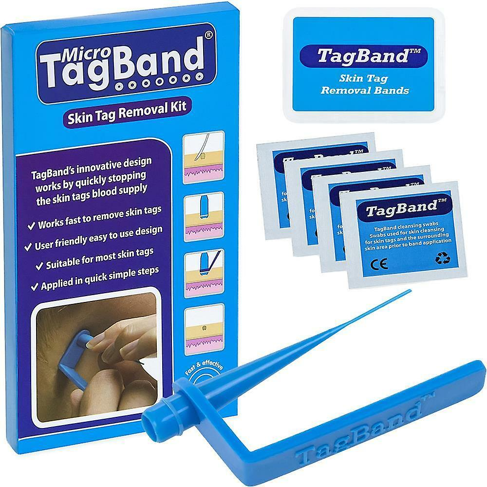 Micro TagBand Skin Tag Remover Device Kit for Fast & Effective Removal
