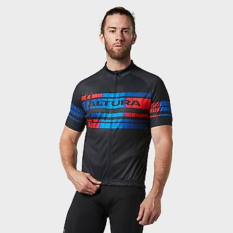 New Altura Men's Airstream Cycling Short Sleeve Jersey Black
