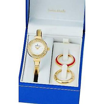 Andre Mouche - Wristwatch - Ladies - AURA-SET - 400-19199